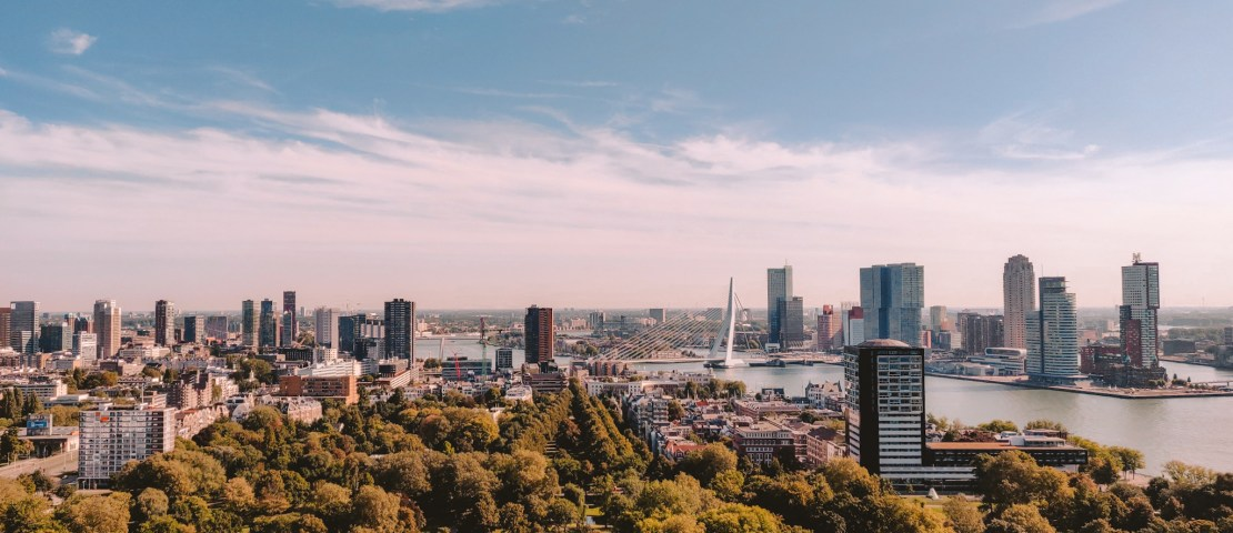 Rotterdam Skyline | The Netherlands