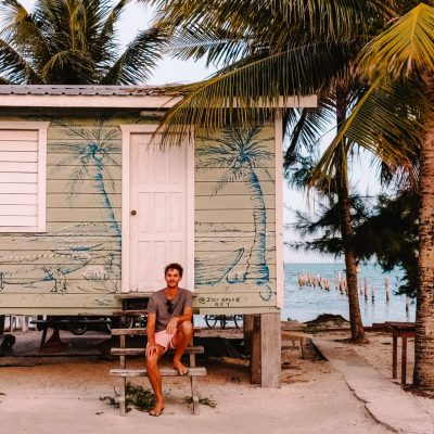 Caye Caulker | Belize | The Orange Backpack