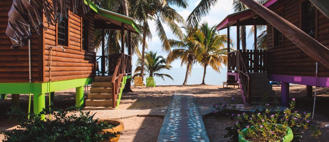 Coconut Row   Hopkins   Belize   The Orange Backpack