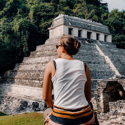 Lost city Maya Palenque | Yucutan Mexico | The Orange Backpack