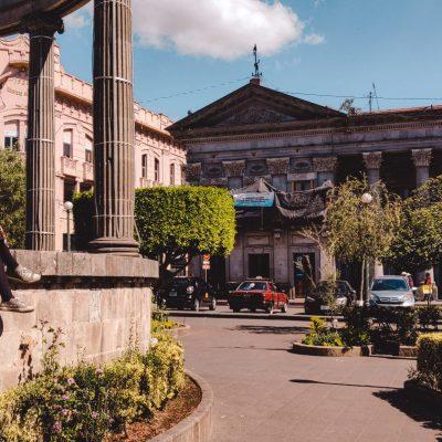 Main square | Quetzaltenango | Guatemala