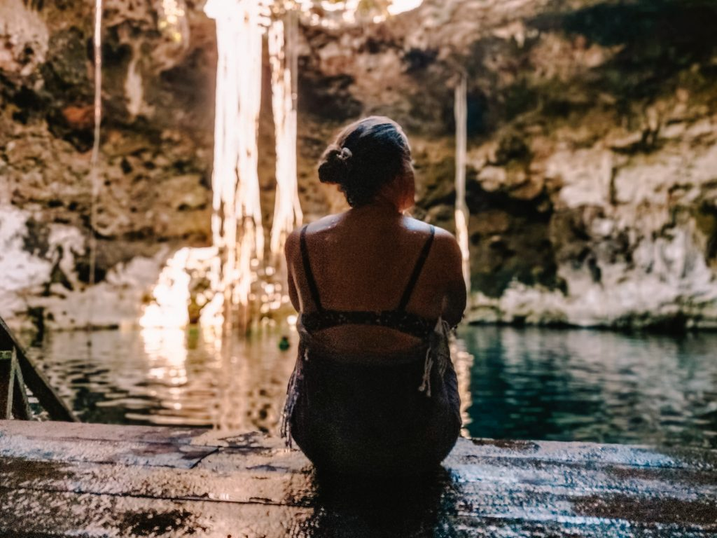 Cenote | Yucutan Mexico | The Orange Backpack