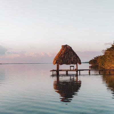 Lake Bacalar | Yucutan Mexico | The Orange Backpack