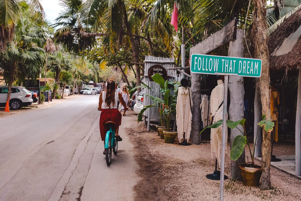 Tulum in Yucatan, Mexico | The Orange Backpack