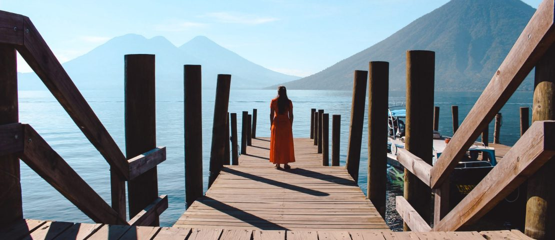 San Marcos de Atitlan | Lago de Atitlan | Guatemala | The Orange Backpack