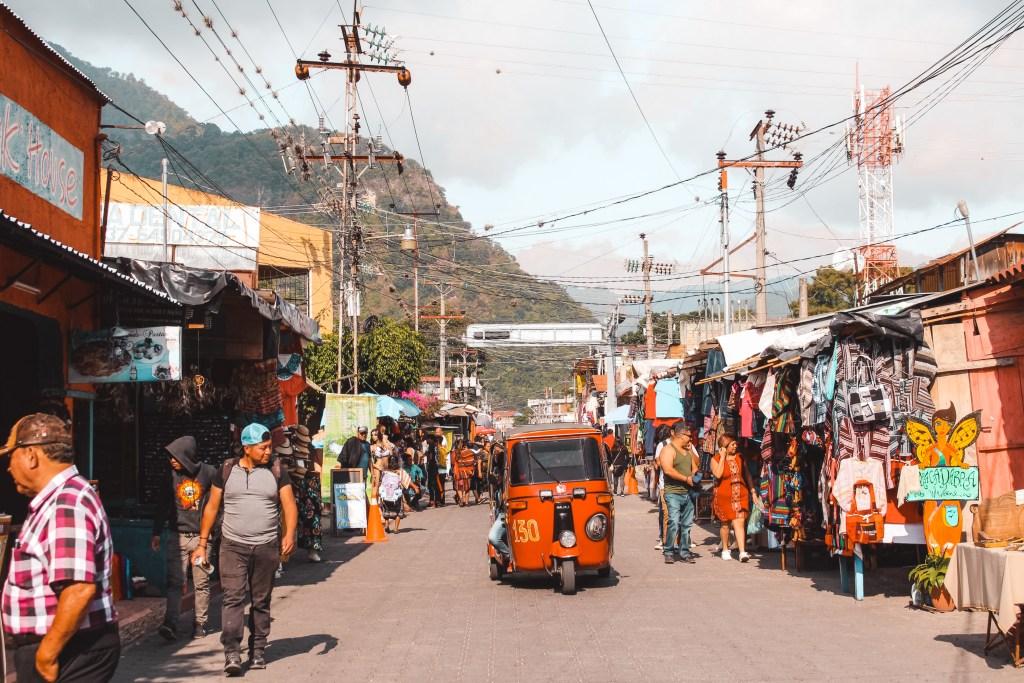 Panajachel | Atitlan Guatemala | The Orange Backpack