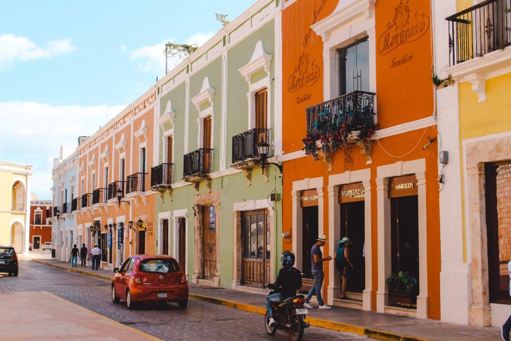 Merida | Yucutan Mexico | The Orange Backpack
