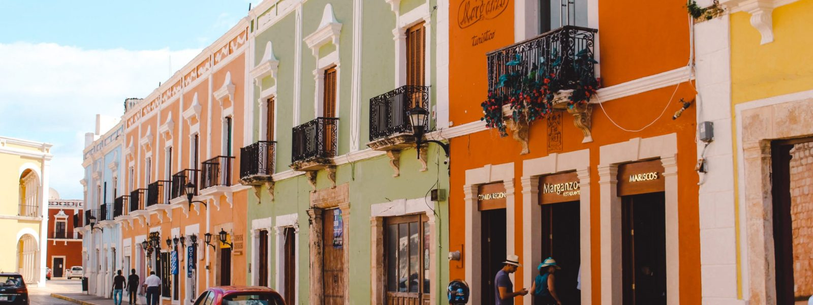 The most instagrammable places in Campeche