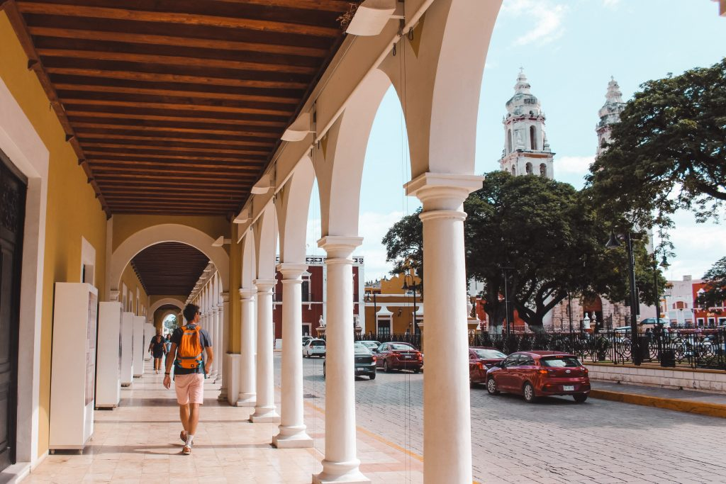 Campeche   Yucutan Mexico   The Orange Backpack