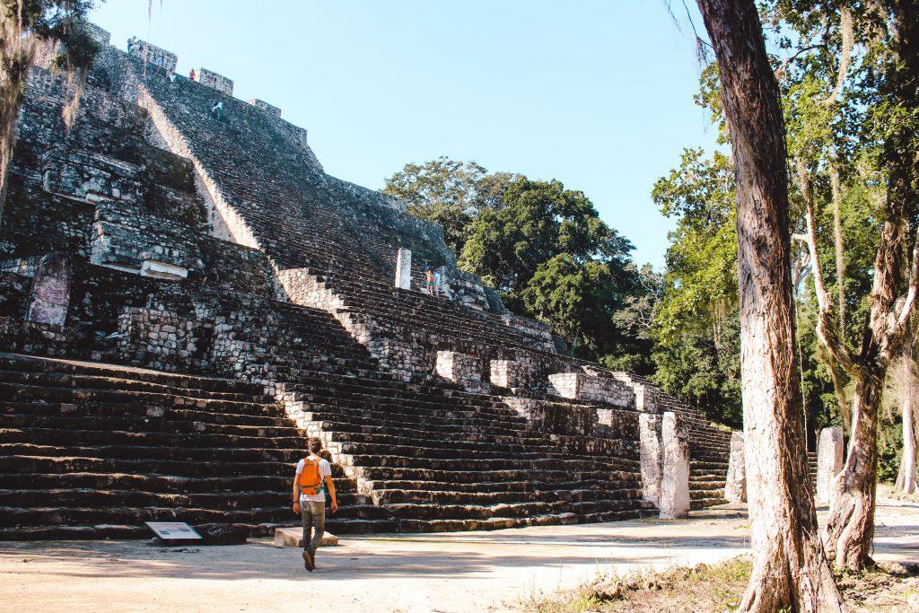 Maya site Calakmul | Mexico