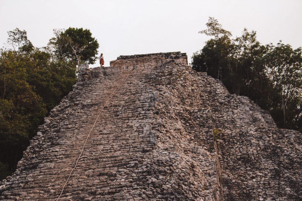 Coba | Maya temples | The Orange Backpack