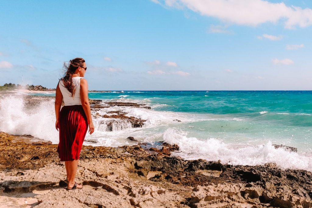 Isla Cozumel | Yucatan Mexico | The Orange Backpack