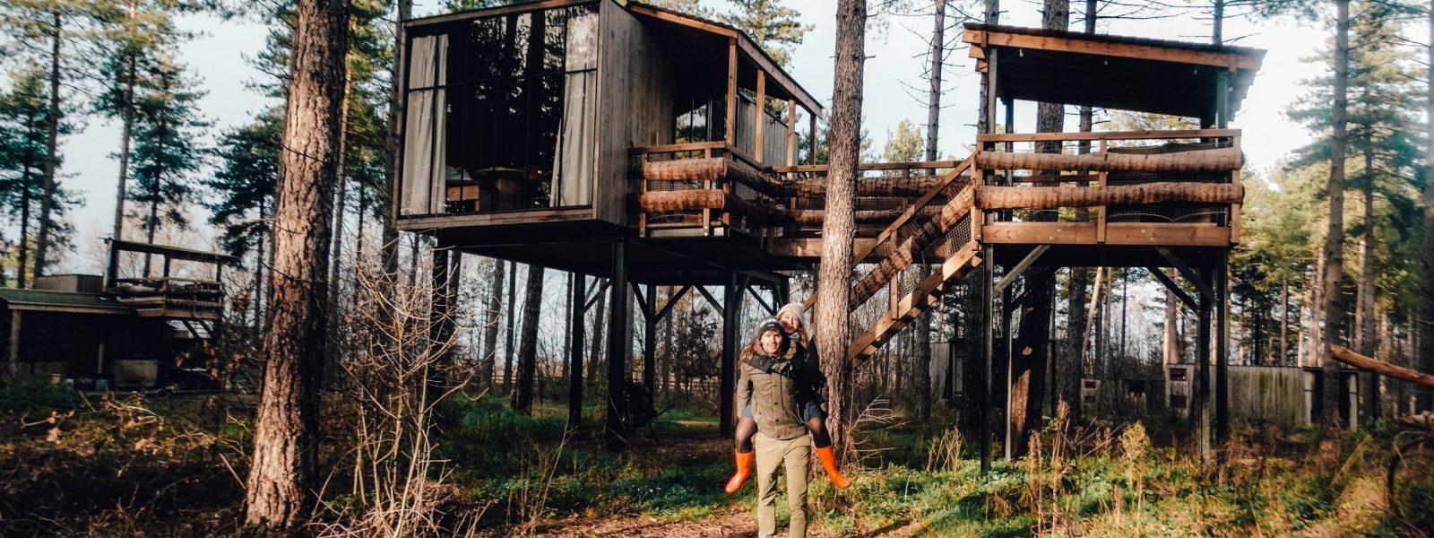 Boomhutten in België: 10 bijzondere boomhutovernachtingen
