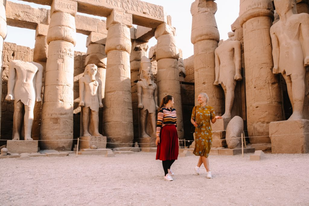 Luxor Temple | Egypt Egypt The Orange Backpack