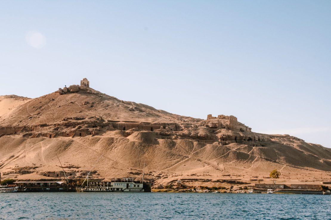 Elephantine Island Aswan   Egypt Egypt The Orange Backpack