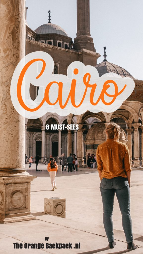 8 highlights in Cairo Egypt by The Orange Backpack