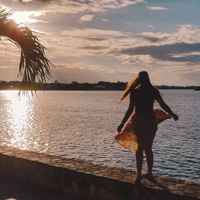 Isla de Flores | Guatemala | The Orange Backpack