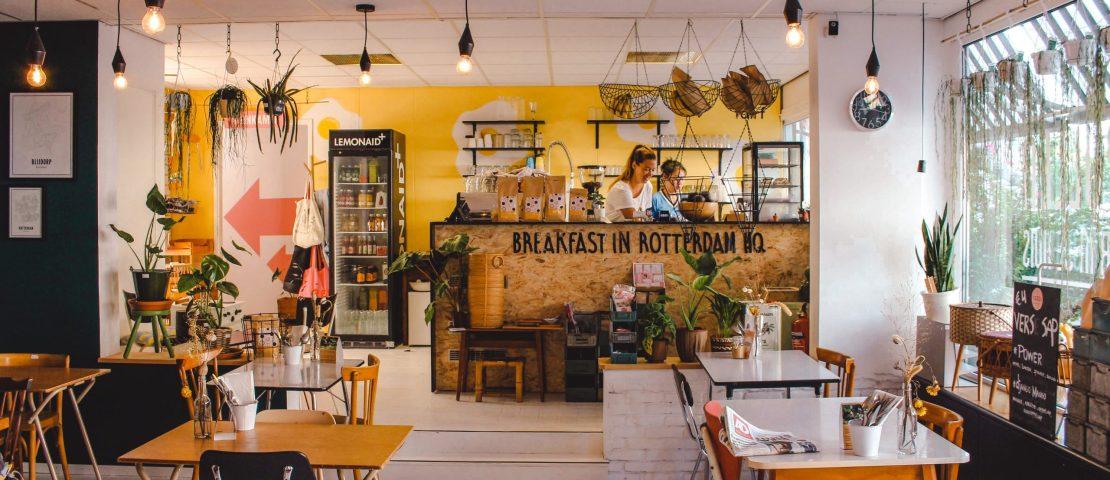 Breakfast in Rotterdam | Blijdorp | Ontbijt in Rotterdam | The Orange Backpack