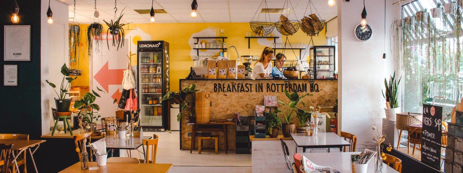 25x ontbijt in Rotterdam