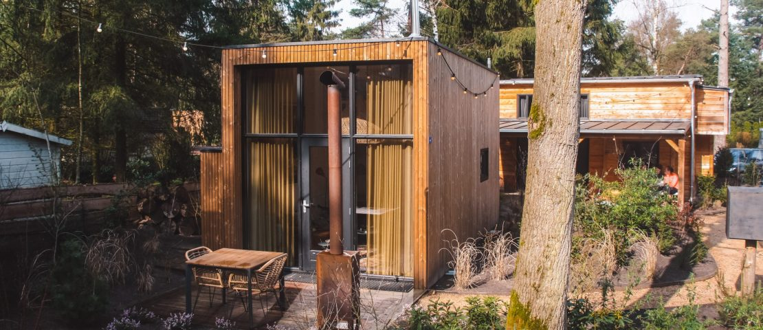 Tiny house De Kleine Beer: forest bathing on the Veluwe