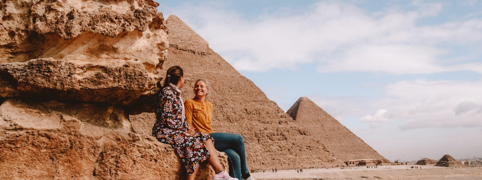 20 tips for the pyramids and the Sphinx