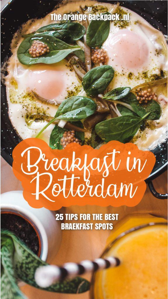 25x Breakfast in Rotterdam
