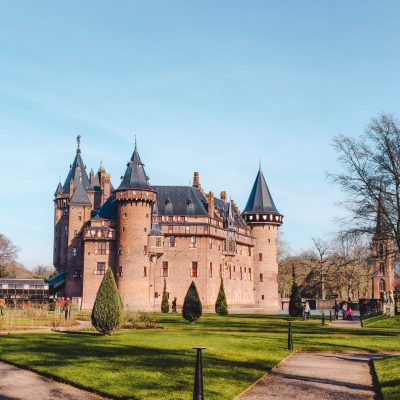 Nederlandse kastelen en paleizen | Kasteel De Haar