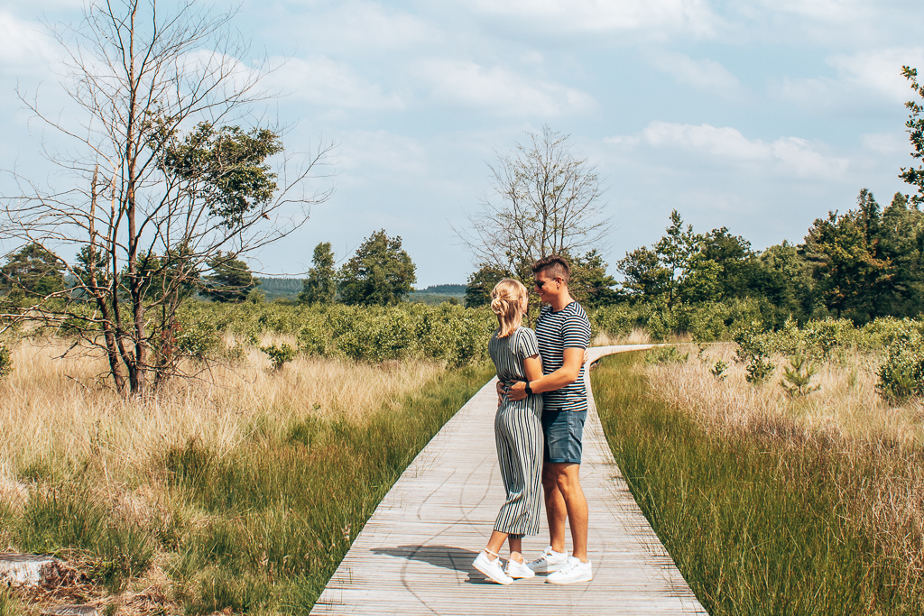 Travel image tips Veluwe as the most beautiful place in the Netherlands according to travel bloggers
