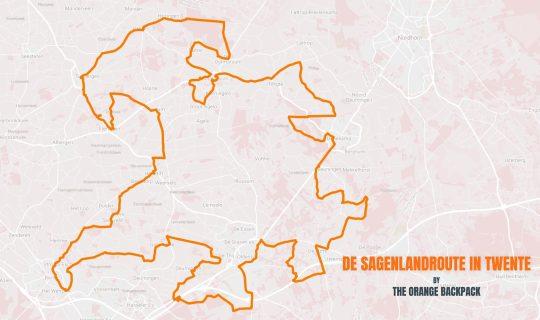 Sagenlandroute - Nederlandse roadtrip