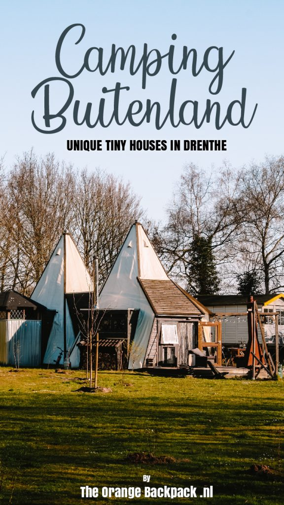 Tiny Houses camping Buitenland