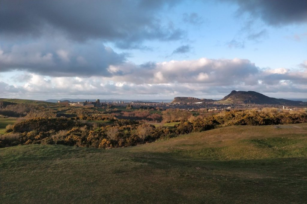 Arthur's Seat Edinburgh | Best volcanoes to visit around the world