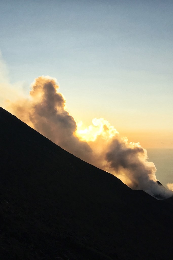 Best volcanoes to hike in the world | Stromboli volcano in Silicy