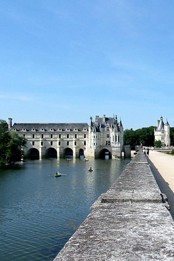 Chateau Chenonceau, Loire Valley
