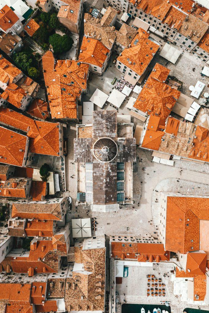 Road trip Europa Kroatië Dubrovnik
