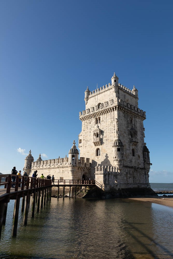 Roadtrip Europa belem-toren-lissabon-portugal
