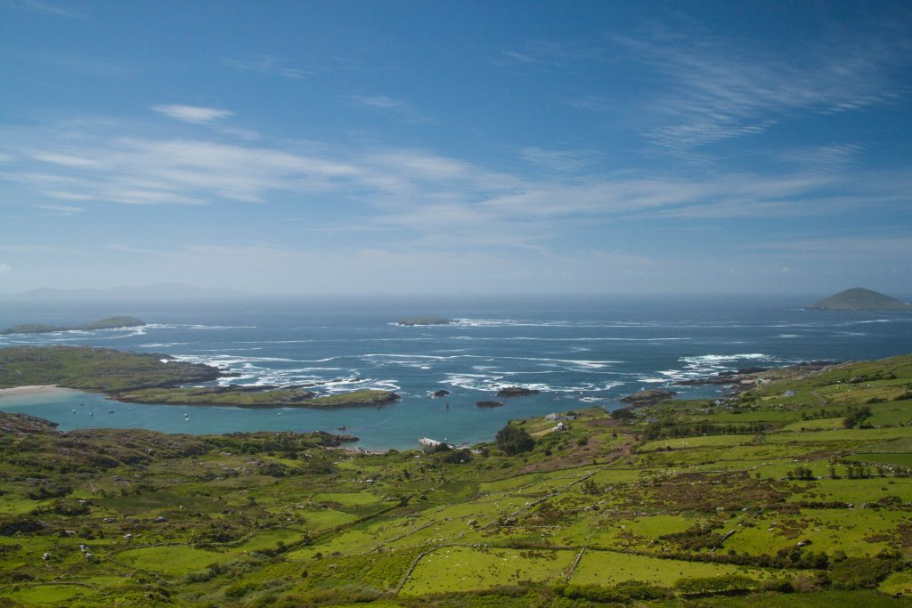 Roadtrip Europa Altantic Coast Ring of Kerry reis-rond-Ierland