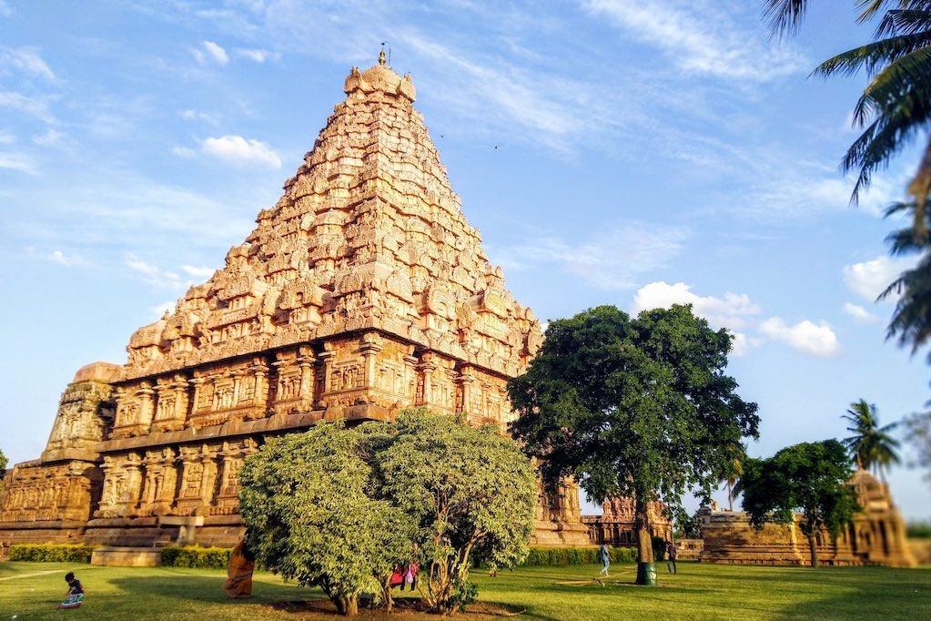 verloren stad bucketlist India Gangaikondacholapuram