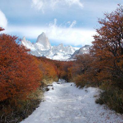El Chalten hike - best hike in Patagonia Argentina
