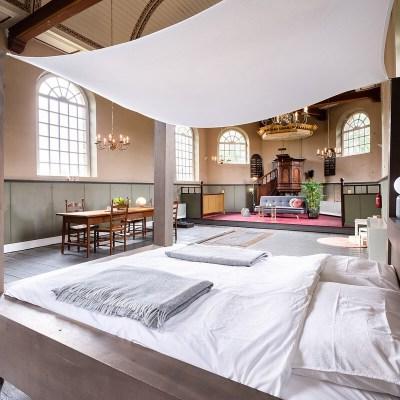 Bijzondere Overnachtingen - Heilige Nachten Kerk