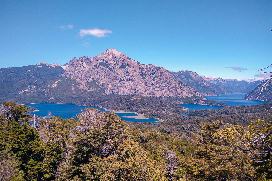 best hikes in Patagonia - Llao Llao hike