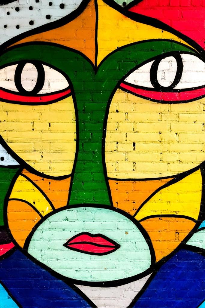 murals in Rotterdam street art