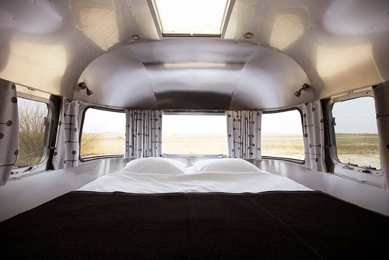 Glamping Airstreams Camp Silver