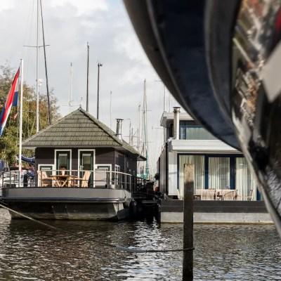 Bijzondere Overnachtingen - boothuisje Groningen