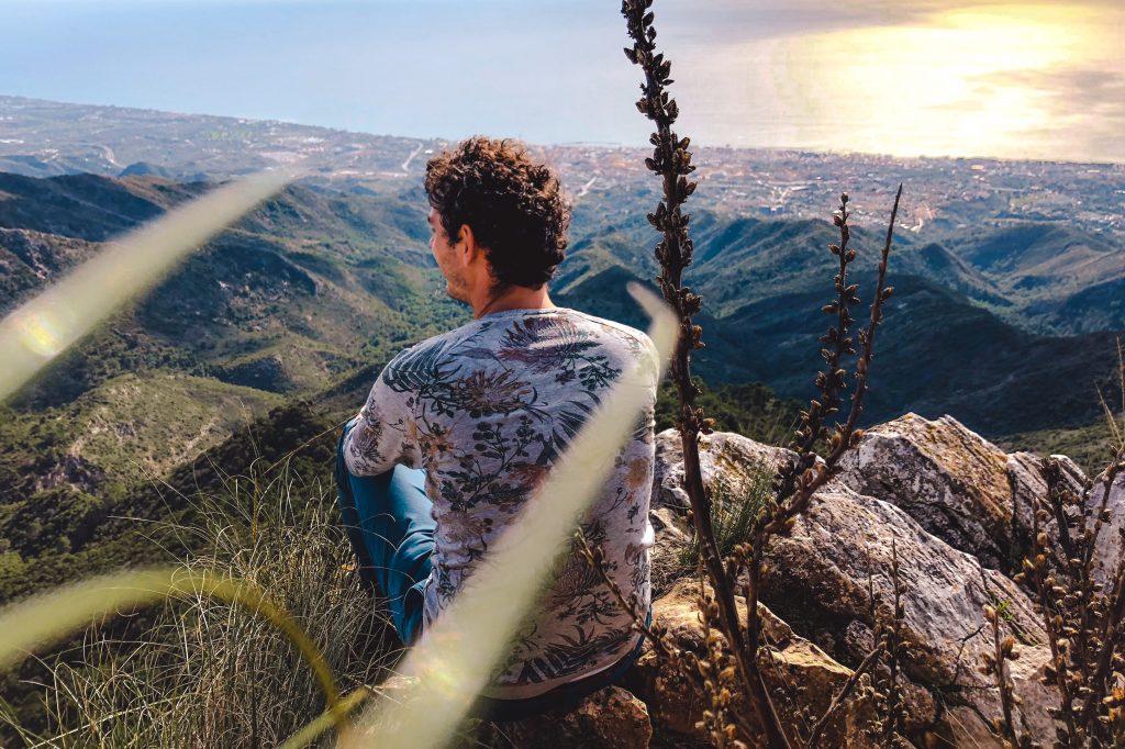 Hiking at Refugio de Juanar   Ojén Spanje