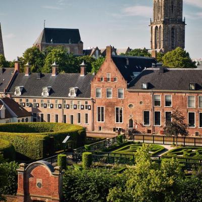 Bijzondere Overnachtingen - hotel Prinsenhof Groningen