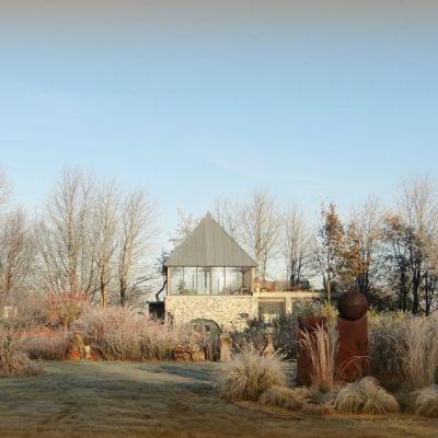 Bijzondere Overnachtingen - Huisje Tuin Groningen