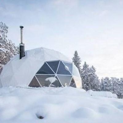 Bijzondere Overnachtingen - Luxe Dome