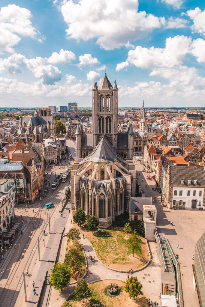 Things to do in Ghent in Belgium Best things to do in Ghent in Belgium