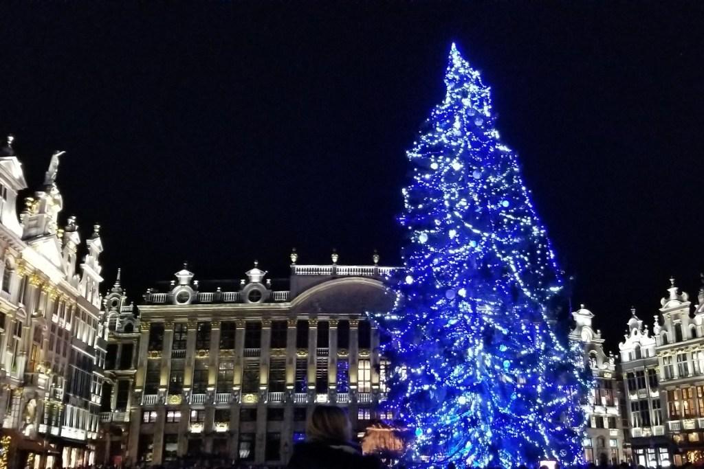 Brussel in de winter | Beste stad van Europa om in de winter te bezoeken