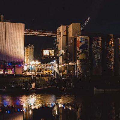 Bijzondere overnachting Den Bosch | Bossche Kraan in Den Bosch door The Orange Backpack